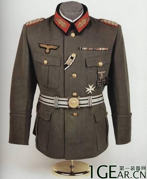 纳粹军服到底太帅了