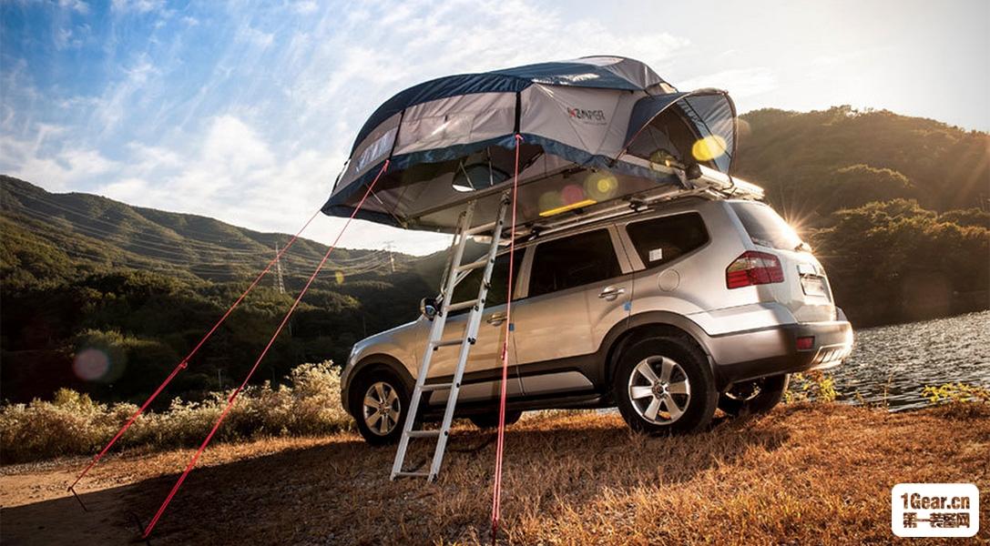 【原创】最好的车顶帐篷来袭-户外必备土豪的新选择