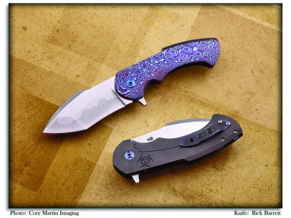 刀具趋势:钛,氚和Timascus