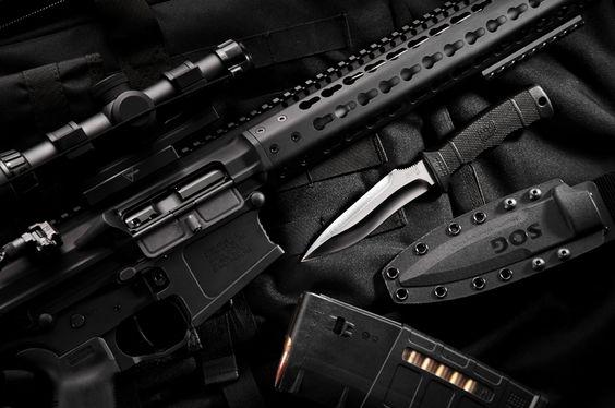 SOG与特种部队枪械控