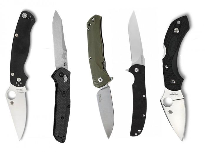 5款最靠谱折刀,每一款都永不过时