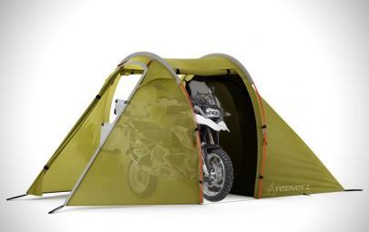 Solo ExpeditionTent远征帐篷—带车库的帐篷,带出去肯定拉风