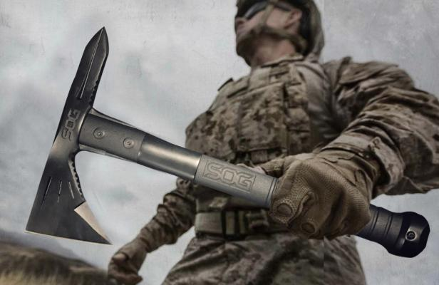 辟出一个天地!-SOG F183N 巫毒战术斧 限时抢购 来袭