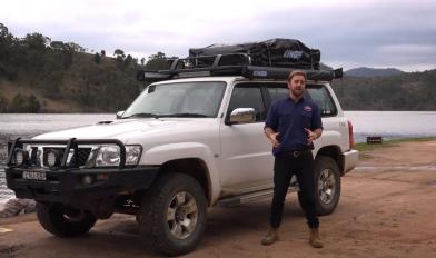 【视频】搭建车顶帐篷——最被欢迎的户外帐篷