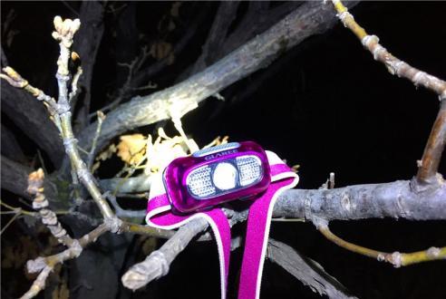 暗夜小精灵-GLAREE 山瑞L20头灯测评