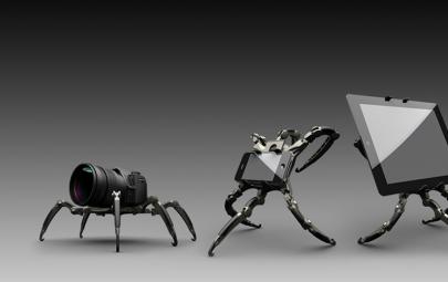 六爪金刚Life-Phorm  你的户外装备秒变行走的怪物