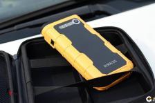 为汽车救援而生,罗马仕JS12汽车应急启动电源测评