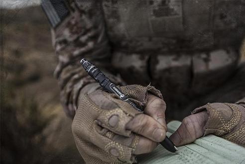 能自卫又高颜值的五款战术笔,姑娘们都该来一支