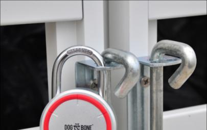 LockSmart智能蓝牙锁 不需要钥匙的EDC安全锁