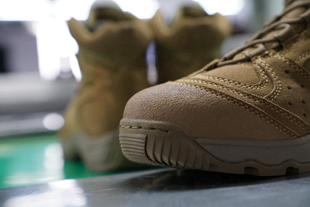 POINTMAN 斥候 6寸轻量战术靴 & 八爪鱼 8寸战术靴