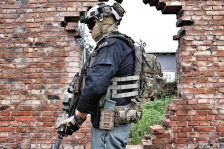 GEN3战斗服纳新—鹰爪行动之暗袭GEN3战术上衣测评