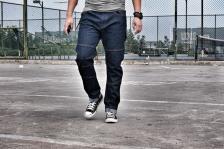 鹰爪行动——笃行者全新城市战术功能牛仔裤测评记