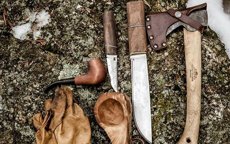 十九把适合荒野生存的伟大刀具 有了它户外生存底气十足