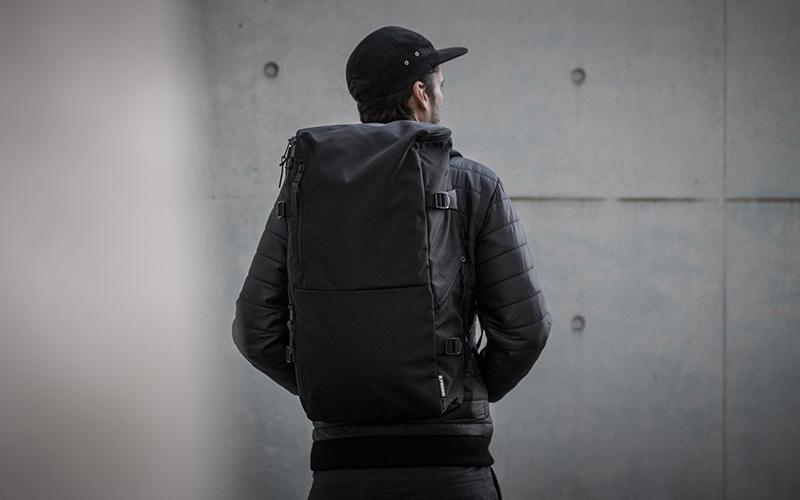 时尚与实用当然可以兼得 Ignoble三款背包供你选择