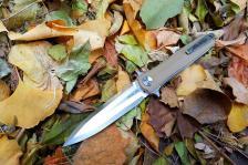 用犀利和顺滑摆酷的八面双刃折刀★SD工作室C05测评(首发)