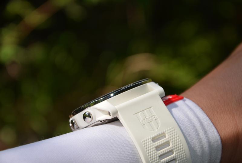 JTOUR军拓铁腕5腕表实战测评:执表相伴,行走于山水间