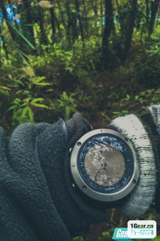 独行者的忠实向导——SUUNTO TRAVERSE 颂拓远征新手体验笔记(
