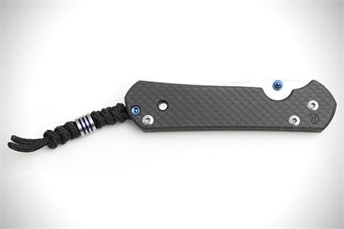 10款碳纤维EDC刀具-隐形携带不再是问题
