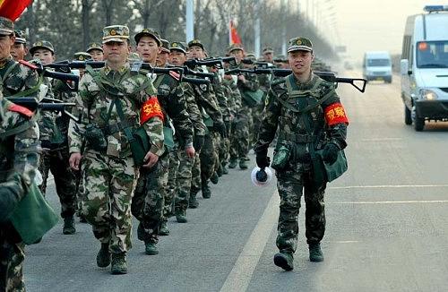 军中EDC--07式武警挎包简评