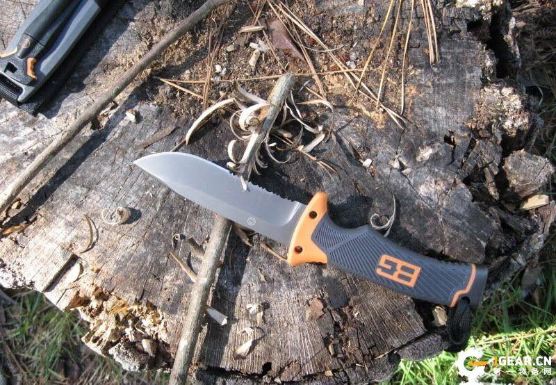 """6款最好的生存工具-""""生存直刀""""或""""生存折刀"""""""