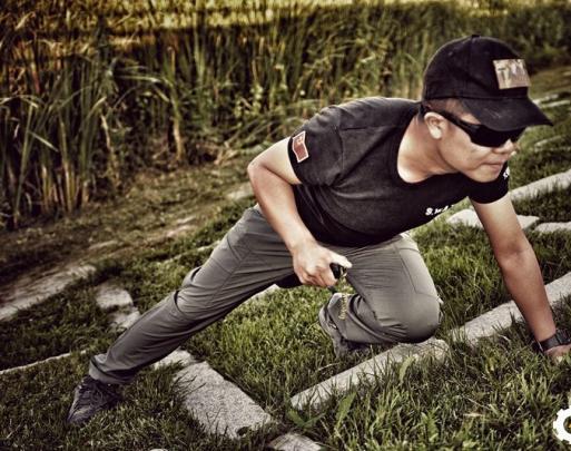 """城市战场的战术魅影——鹰爪行动OEC""""风云者""""三防城市战术裤试用测评报告"""