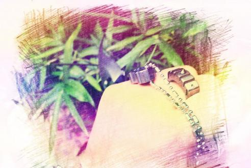 手指上的守护星☞☆★☜酷友钛合金氚气戒指小血腥实测!