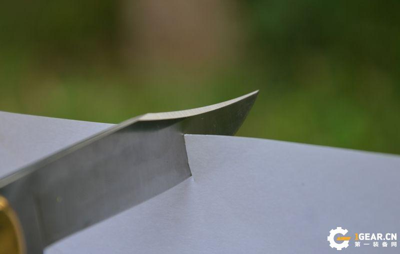 简约而不简单:BUCK巴克110折刀测评报告