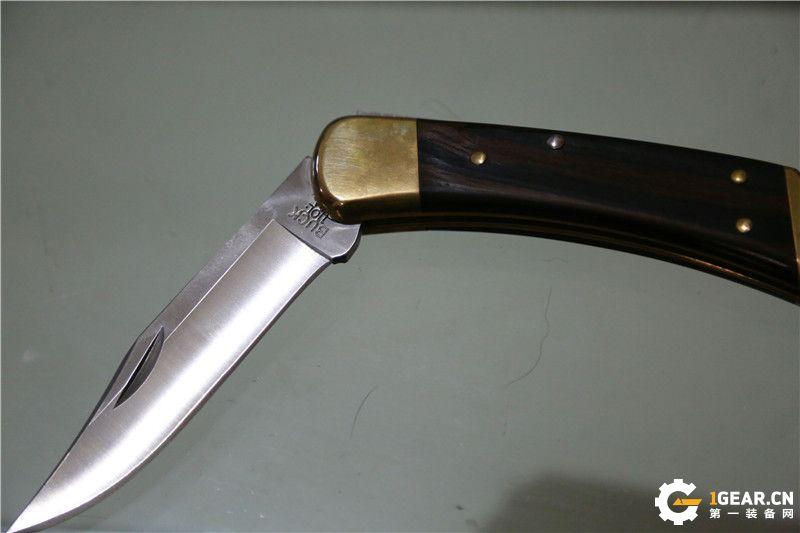 不断延续的经典--巴克BUCK 110户外经典折叠猎刀