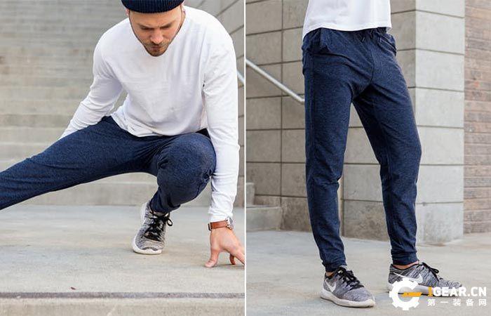 你和型男差的就是一件衣服—Outdoor Voices推出新款系列服装