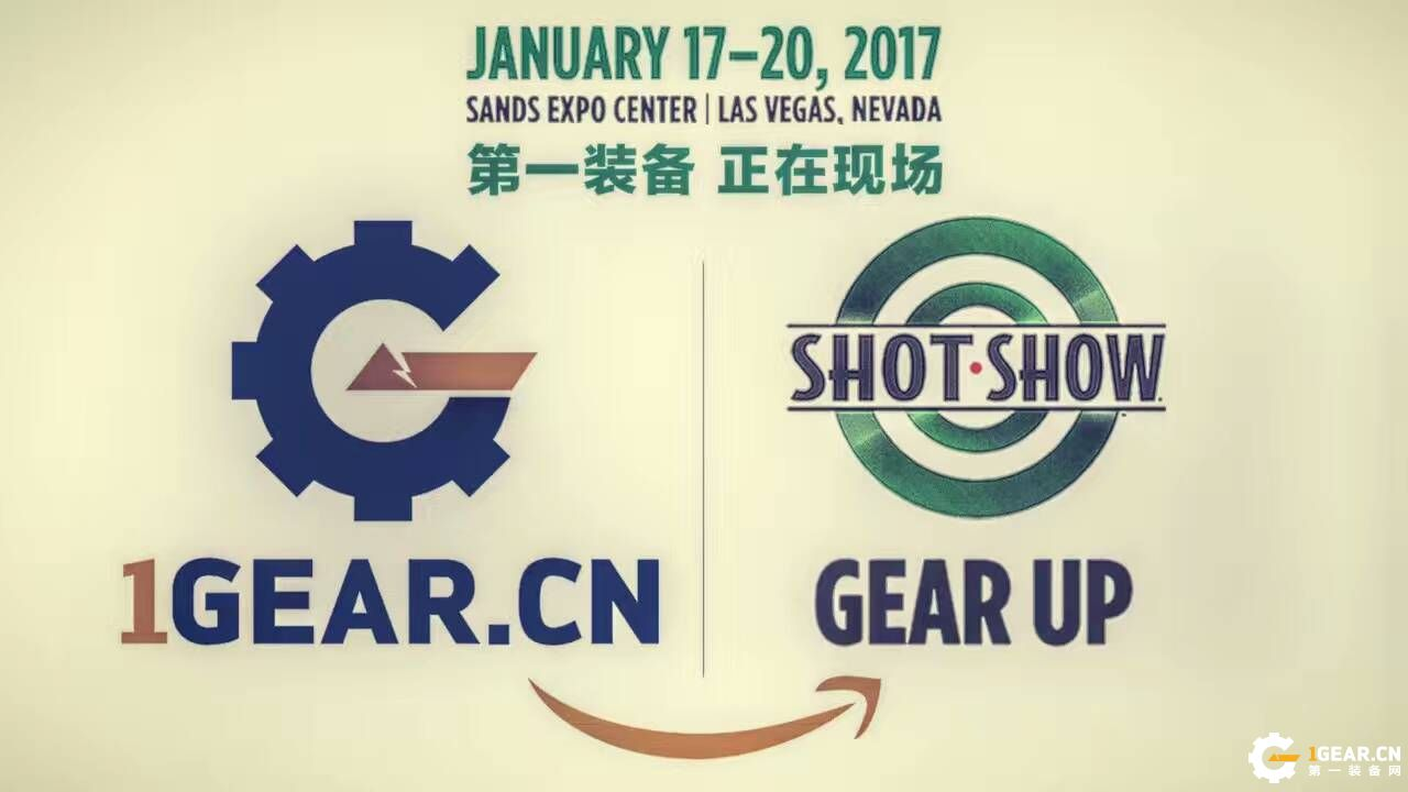 2017SHOT SHOW展会 CR克里斯里夫刀具展区惊鸿一瞥