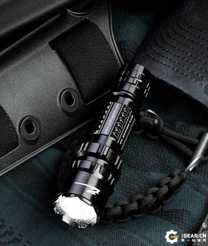 PKFL2LE LED战术强光手电筒 一款让人无法拒绝的装备