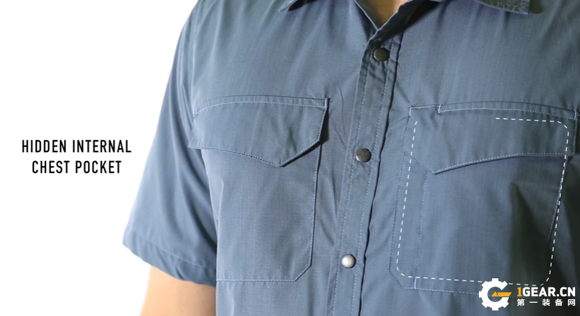 Magpul Mansfield短袖恤衫 战术装备实用配搭