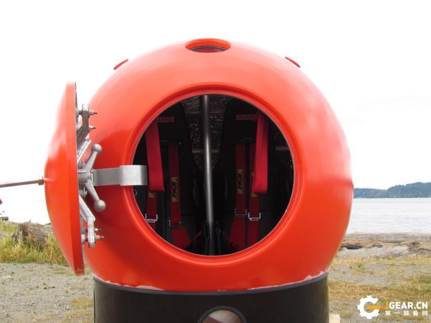 海啸救星 Survival Capsule航太防灾自救胶囊