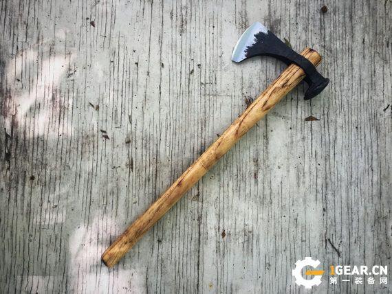 Railroad Spike战斧——一斧多用,不可或缺的户外战术装备
