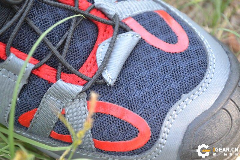 让你嗨翻整个夏天—clorts洛弛红3h025溯溪鞋测评报告