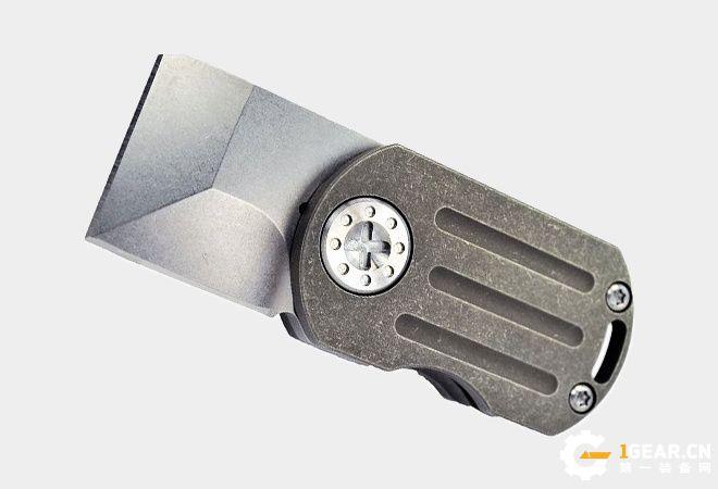 八款EDC钥匙扣刀,解锁最隐蔽的防身利器
