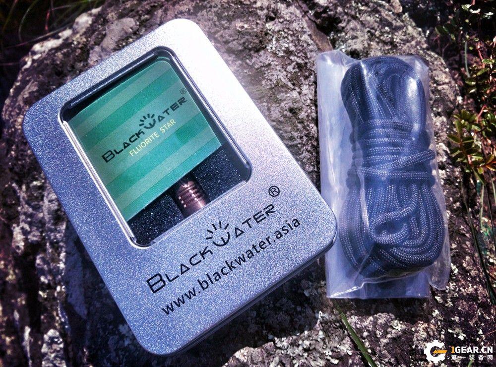 郅臻精品-Backwater黑水收藏EDC套装测评