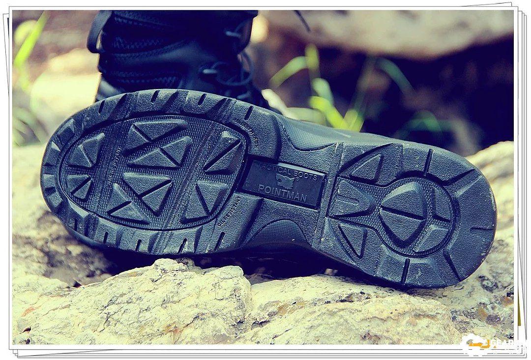 POINTMAN 八爪鱼 8寸战术靴,合适的就是最好的