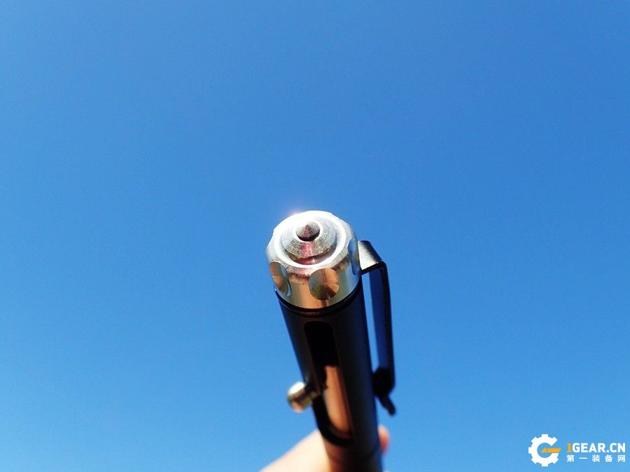 纪念版汉阳1888战术笔----温柔的防身利器