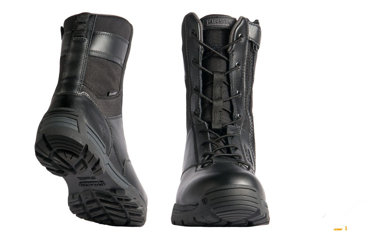 First Tactical 8战术勤务靴 实用型防水军靴