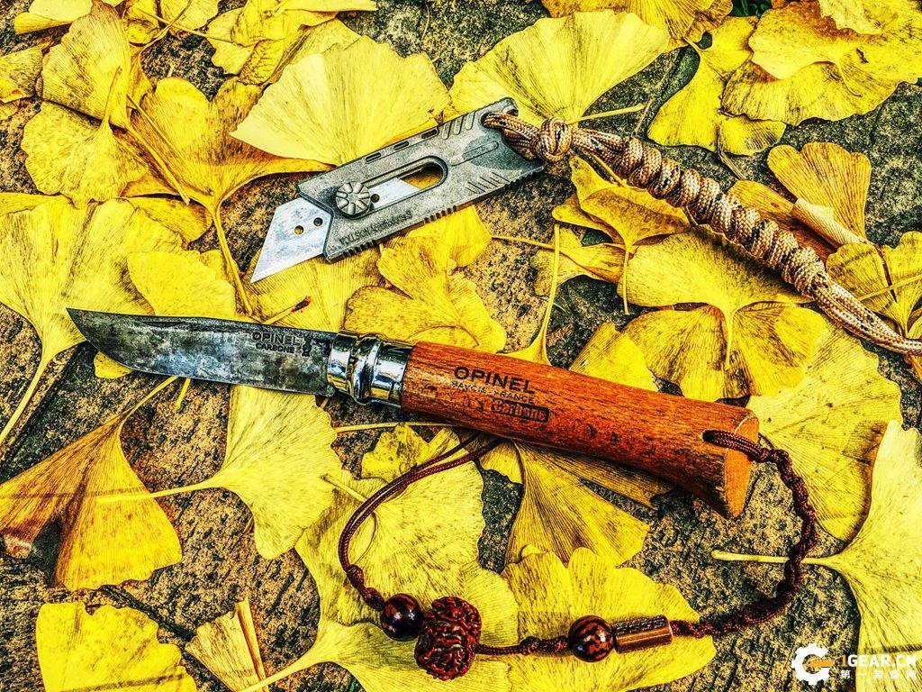 一把战术美工刀的自我修养——miyuku大师评测VOLLSION 刺鲶-S 美工刀