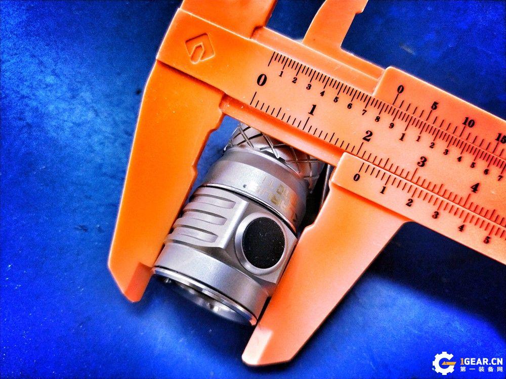 钛有逼格--KLARUS凯瑞兹Mi1C Ti测评