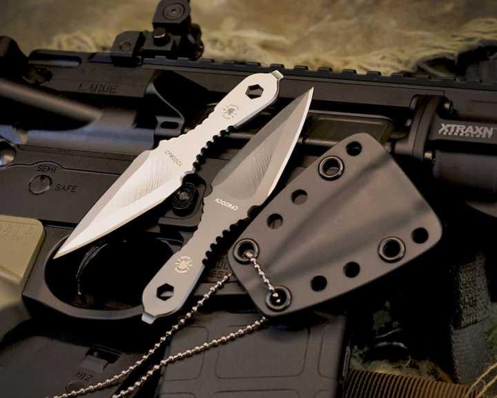 N690钢制刀,我用了8年依然完好无损,原因主要在这!