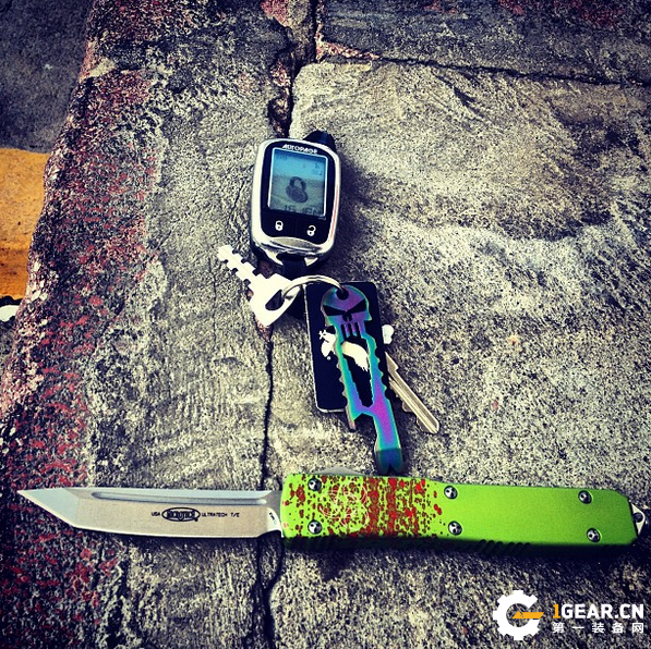 十款风靡海内外的钥匙扣工具  全方位升级你的生活