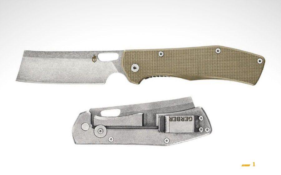 开年最火的十款砍刀式EDC折刀都在这了 看完买不亏!