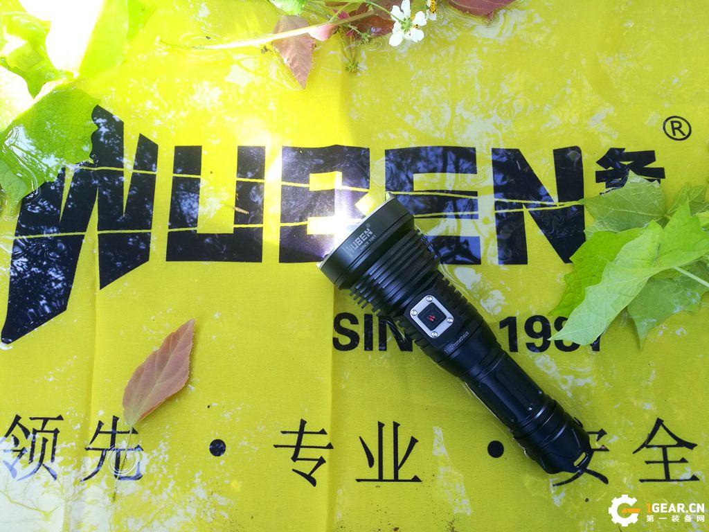务实去华 当行本色之 务本wuben T102pro手电入手体验