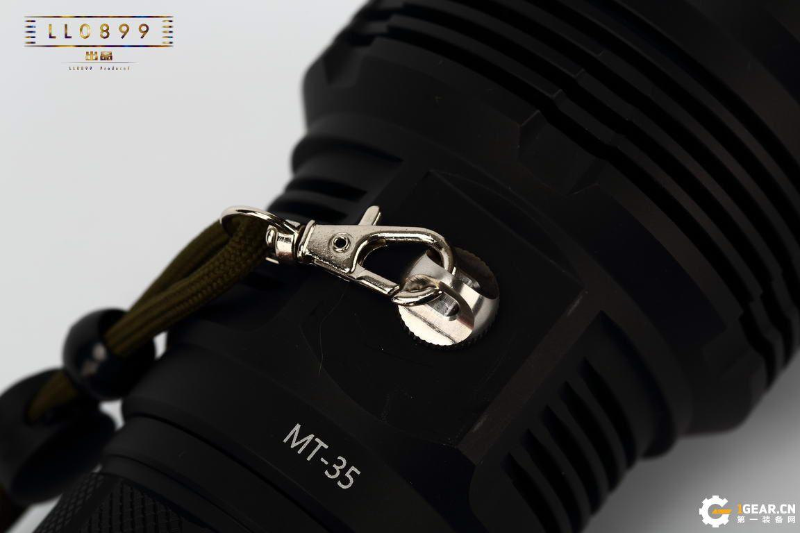 低价高性能远射筒 新版mateminco mt35全新改版重装再战