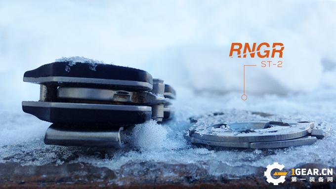 RNGR ST-2超薄折刀 满满轻奢风让人一见倾心