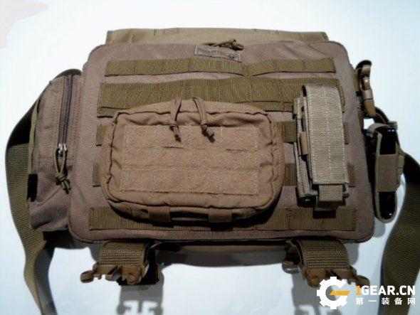 战术时尚特能装  Hazard 4 Sherman信使包