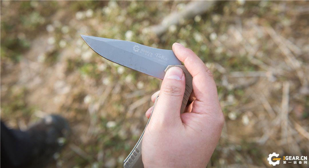 手心里的宝——Tekut迪克Tiburon(鲨鱼)折刀体验